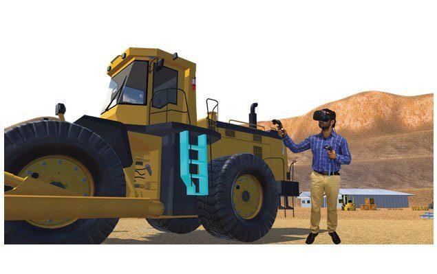 TecknoSIM VR Mines